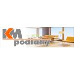 Köhler Marek - KM podlahy – logo společnosti