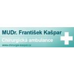 MUDr. FRANTIŠEK KAŠPAR - chirurgická ambulance – logo společnosti