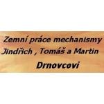 Drnovec Tomáš - zemní práce a autodoprava – logo společnosti