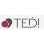 TEĎ! PRODUKCE – logo společnosti