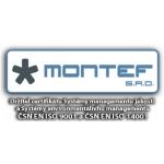 MONTEF s.r.o. – logo společnosti