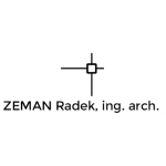 ZEMAN Radek, ing. arch. – logo společnosti