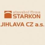 STARKON JIHLAVA CZ a.s. – logo společnosti