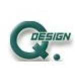 Q. DESIGN - architektura a projektování staveb – logo společnosti