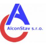 AlconStav, s.r.o. – logo společnosti