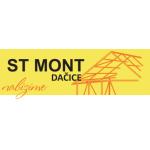 ST - mont Dačice – logo společnosti