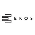 EKOS, výrobní družstvo – logo společnosti