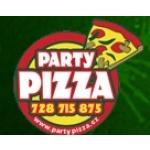 Party pizza – logo společnosti