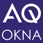 AQ okna, s.r.o. (pobočka HK) – logo společnosti