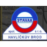 STAVAK spol. s r.o. – logo společnosti