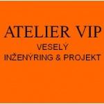 Ateliér VIP - Veselý Jiří, Ing. – logo společnosti