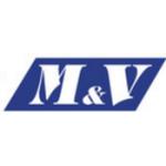 M & V, spol. s r.o. (pobočka Strakonice I) – logo společnosti