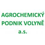 AGROCHEMICKÝ PODNIK VOLYNĚ a.s. – logo společnosti