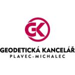 GK Plavec - Michalec Geodetická kancelář s.r.o. (pobočka Písek) – logo společnosti