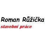 Růžička Roman - stavební práce – logo společnosti