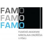 Filmová akademie Miroslava Ondříčka v Písku, o.p.s. – logo společnosti