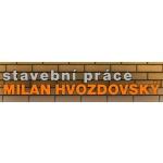 Hvozdovský s.r.o. stavební práce – logo společnosti