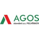 AGOS stavební a.s. Pelhřimov – logo společnosti