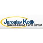 KOTÍK JAROSLAV vrata, brány – logo společnosti