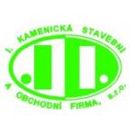 I.Kamenická stavební a obchodní firma s.r.o. – logo společnosti