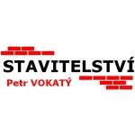 Vokatý Petr - stavitelství – logo společnosti