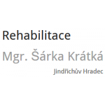 Mgr. Šárka Krátká - Léčebná rehabilitace – logo společnosti