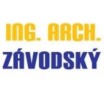 Závodský Zdeněk Ing.arch. – logo společnosti