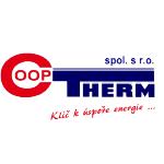 COOP THERM, spol. s r.o. – logo společnosti