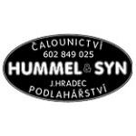 Miloš Hummel - čalounictví HUMMEL & SYN – logo společnosti