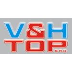 V & H TOP, s.r.o. – logo společnosti