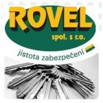 ROVEL , spol. s r.o. – logo společnosti