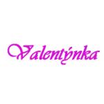 Svatební salon Valentýnka – logo společnosti