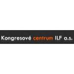 Kongresové centrum ILF a.s. – logo společnosti