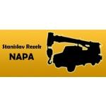 Rezek Stanislav - NAPA – logo společnosti
