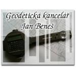 Beneš Jan - geodetické práce – logo společnosti