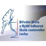 Střední škola a Vyšší odborná škola cestovního ruchu, České Budějovice, Senovážné náměstí 12 (pobočka Rudolfov) – logo společnosti