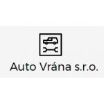 Auto Vrána s.r.o. – logo společnosti