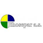 Jihosepar, a.s. – logo společnosti