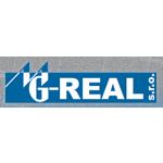 MG-REAL, s.r.o. – logo společnosti