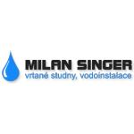 SINGER - VRTANÉ STUDNY s.r.o. – logo společnosti