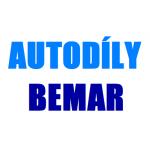 Šafránek Martin - AUTODÍLY BEMAR – logo společnosti