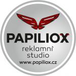 Kováč Roman - PAPILIOX – logo společnosti