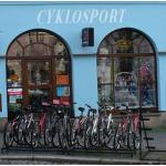 Cyklosport Dvořák – logo společnosti