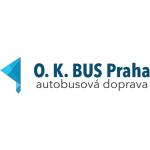 Zeman Martin - O.K. BUS PRAHA – logo společnosti