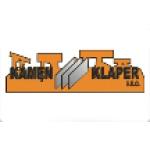 KÁMEN KLAPER, s.r.o. – logo společnosti