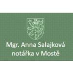 Mgr. Anna Salajková - notářka – logo společnosti