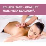 Rehabilitace - Mgr. Iveta Szalaiová - Fyzioterapeut – logo společnosti