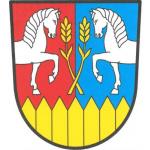 Obec Hřebeč – logo společnosti