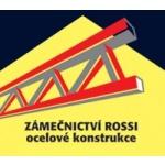 Rossí Alois - ocelové konstrukce, zámečnictví – logo společnosti