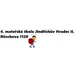 4. mateřská škola Jindřichův Hradec II, Röschova 1120 – logo společnosti